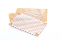 Circuit board kits Stock Photography