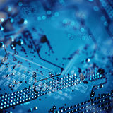 Circuit Board, Microchip Stock Photography