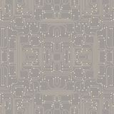 Circuit board pattern royalty free stock photo