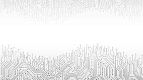 Free Circuit Board. Pc Motherboard Circuitlines Texture, Computer Microchip Technology. Electronic Processor Tech Abstract Royalty Free Stock Photography - 186734937