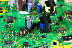 Circuit Board-2 Royalty Free Stock Photo