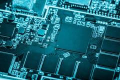 Circuit Board, SMT Stock Photo