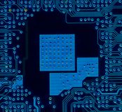 Circuit boards. Close up of circuit board Royalty Free Stock Photography
