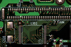 Circuit boards Royalty Free Stock Photo