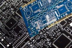 Circuit borad Stock Images