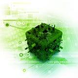 Circuit box Stock Image