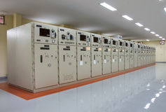 Circuit breaker 22 kv indoor type Stock Images