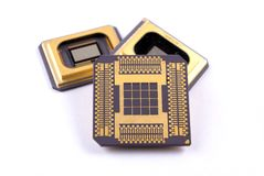 Circuit Chip Stock Images