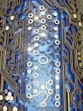 circuit d'or Image libre de droits