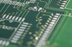 Circuit d'ordinateur Photos libres de droits