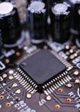 circuit de panneau images libres de droits