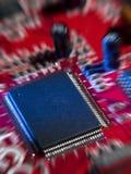 circuit de panneau Image stock
