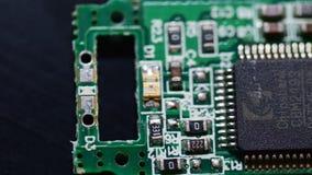 circuit de panneau générique photo stock