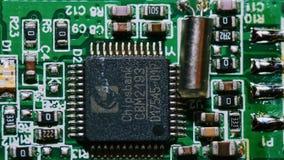 circuit de panneau générique photo libre de droits