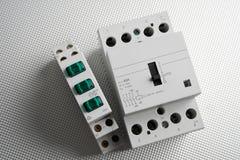 circuit de rupteur Images stock