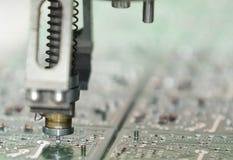 circuit de verrat Image stock
