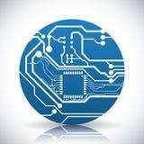 Circuit electric Stock Photo