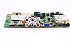 Circuit of Electronics Stock Image