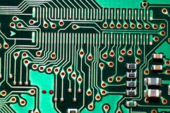 circuit elektroniskt Royaltyfri Fotografi