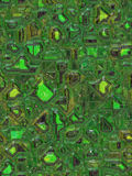 Circuit green background Royalty Free Stock Photography