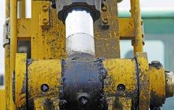 Circuit hydraulique photographie stock libre de droits