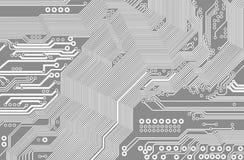 Circuit imprimé Images libres de droits
