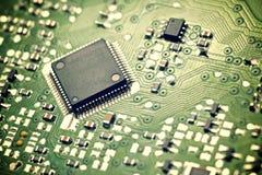 Circuit intégré Photos libres de droits