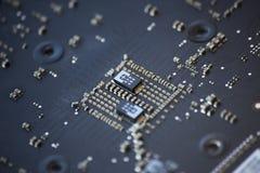 Circuit micro électronique Photo libre de droits