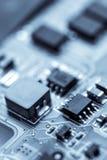 Circuit micro électronique Photo stock