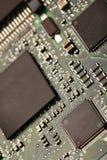 Circuit micro électronique Image stock