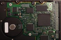 Circuit micro électronique Images stock