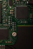 Circuit micro électronique Image libre de droits
