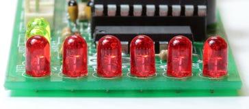 Circuit-panneau Image libre de droits