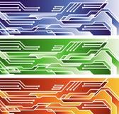 Circuit pattern Stock Photos