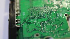 Circuit plate stock video