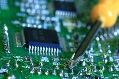 Circuit Repair Stock Photography