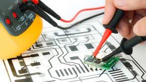 Circuit Repairing Stock Photos