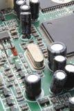 Circuit stiger ombord Arkivbilder