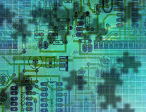 Circuit Technology Royalty Free Stock Photography