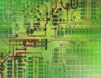 Circuit Technology Royalty Free Stock Photos