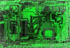 Circuitboard Stock Image