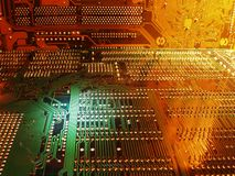 Circuiti Fotografie Stock