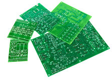 Circuiti stampato Fotografie Stock Libere da Diritti