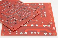 Circuiti stampato Immagine Stock Libera da Diritti