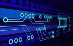 Circuito Imagens de Stock