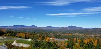 Circuito automovilístico de New Hampshire fotos de archivo libres de regalías