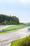 Circuito de carreras Fotografía de archivo