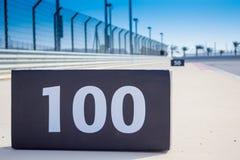 Circuito de carreras Fotos de archivo libres de regalías