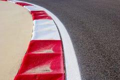 Circuito de carreras Fotografía de archivo libre de regalías
