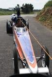 Circuito de carreras Inglaterra de Santapod Imagen de archivo